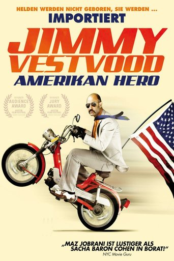 Jimmy Vestvood: Amerikan Hero - stream