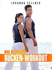 Johanna Fellner - Das ultimative Rücken-Workout Stream