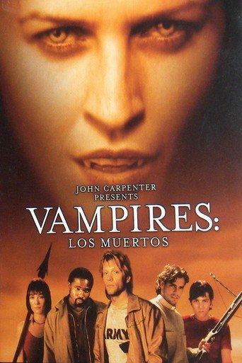 John Carpenter´s Vampires: Los Muertos stream