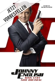 Johnny English - Man lebt nur dreimal stream