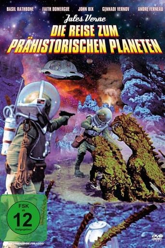 Jules Verne - Die Reise zum prähistorischen Planeten stream