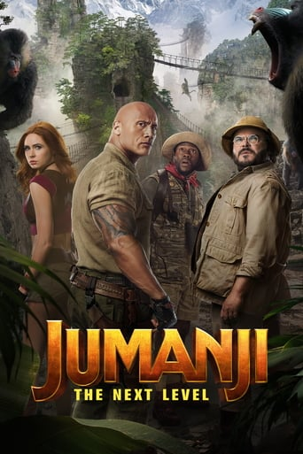 Jumanji: The Next Level stream