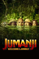 Jumanji: Willkommen Im Dschungel (4K UHD) stream