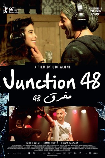 Junction 48 - stream