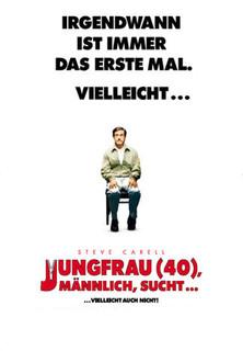 Jungfrau (40), männlich, sucht ... stream