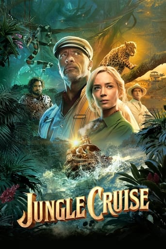 Jungle Cruise Stream
