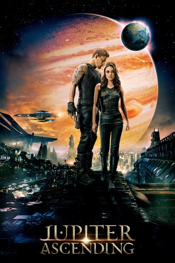 Jupiter Ascending stream