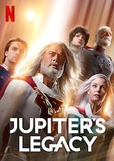 Jupiter's Legacy Stream