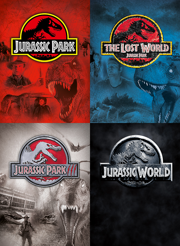 Jurassic Park Collection Stream