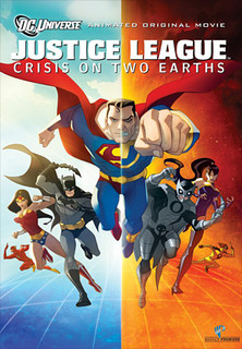 Justice League: Crisis on Two Earths stream