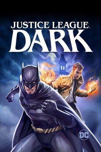 Justice League Dark stream