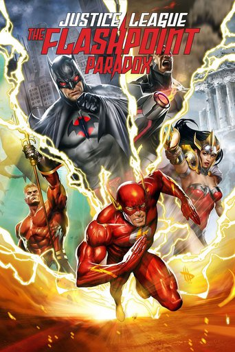 Justice League: The Flashpoint Paradox stream