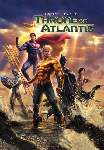 Justice League: Throne of Atlantis stream