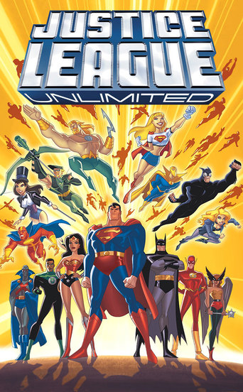 Justice League Unlimited - stream