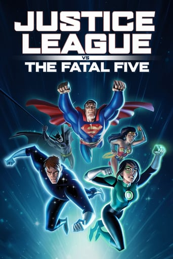 Justice League vs. The Fatal Five stream