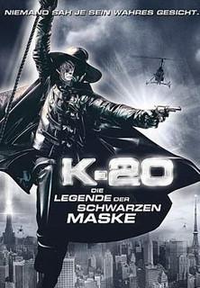 K-20 - Die Legende der schwarzen Maske stream