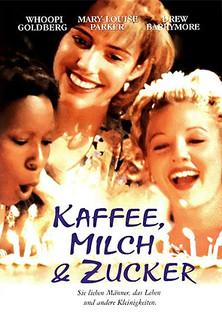 Kaffee, Milch und Zucker stream