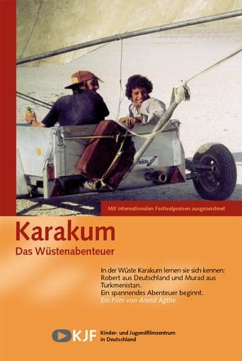 Karakum stream