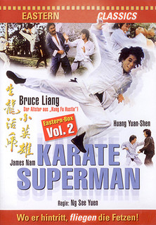 Karate Superman stream