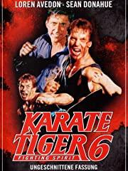 Karate Tiger 6 - Fighting Spirit Stream