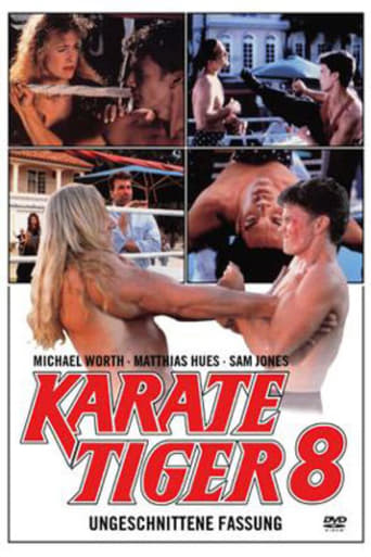 Karate Tiger 8 Stream