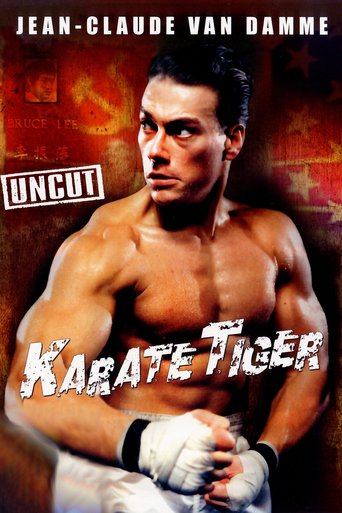 Karate Tiger Stream