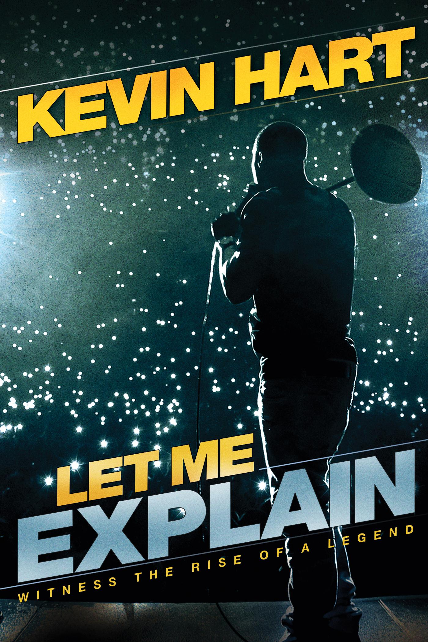 Kevin Hart: Lass mich erklären stream