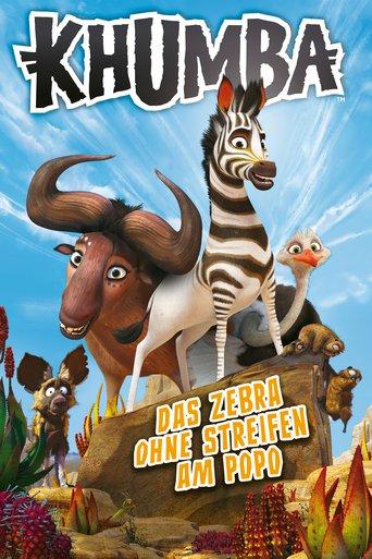 Khumba - Das Zebra ohne Streifen am Popo stream