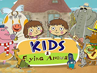 Kids & Flying Animals stream