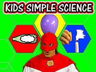 Kids Simple Science stream