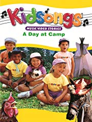 Kidsongs: A Day at Camp stream