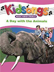 Kidsongs: A Day with the Animals stream