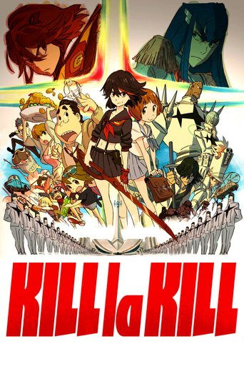 Kill la Kill stream