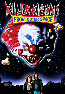 Killer Klowns from Outer Space stream