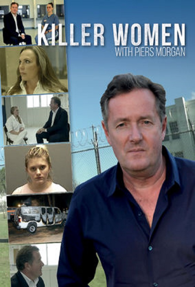 Killer Women with Piers Morgan stream