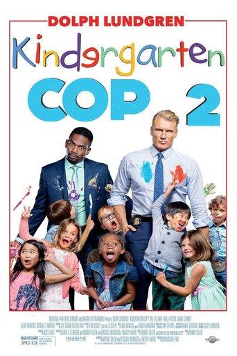 Kindergarten Cop 2 Stream