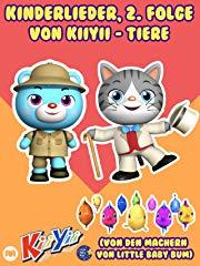 Kinderlieder, 2. Folge, von KiiYii - Tiere (Von den Machern von Little Baby Bum) stream