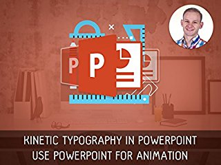 Film Kinetic Typography in PowerPoint Stream