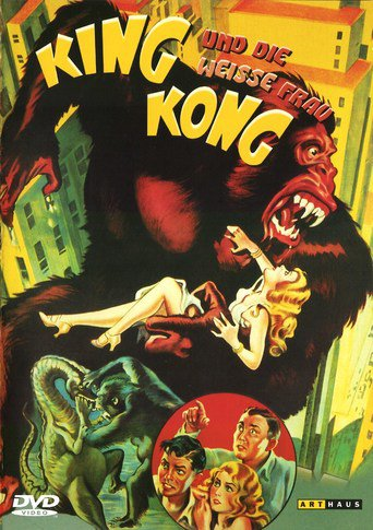 King Kong und die weiße Frau stream