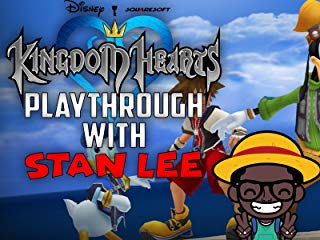 Kingdom Hearts Playthrough With Stan Lee stream
