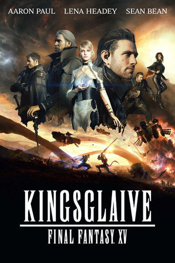 Kingsglaive: Final Fantasy XV stream