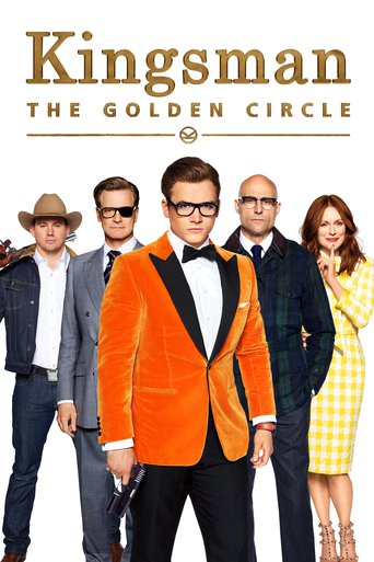 Kingsman: The Golden Circle - stream