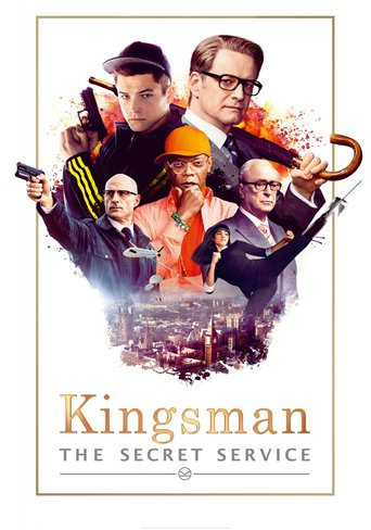 Kingsman: The Secret Service Stream