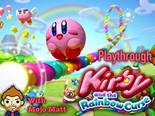 Kirby And The Rainbow Curse Playthrough With Mojo Matt stream