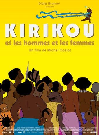 Kiriku und die Männer und die Frauen stream