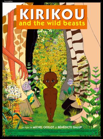 Kiriku und die Wilden Tiere stream
