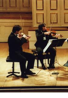 Klassik Konzerte - Streichquartett Nr. 15 in d-Moll, KV 421 (Mozart) - stream