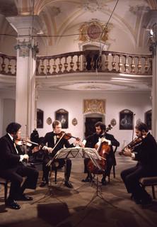 Klassik Konzerte - Streichquartett op. 018/4 c-Moll (Ludwig van Beethoven) - stream