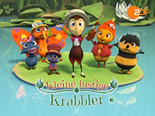 Kleine lustige Krabbler Stream