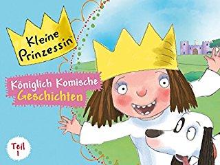 Kleine Prinzessin, Königlich Komische Geschichten stream